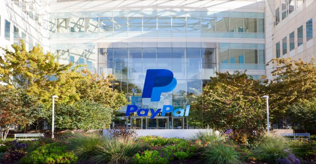 Premiere: PayPal invests in Blockchain companies
