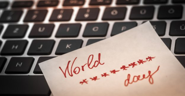Just in time for world password day: Upvest and cash link announce partnership