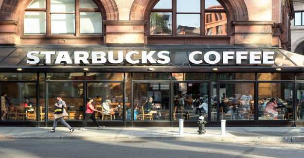 Microsoft and Starbucks before the joint Blockchain projects