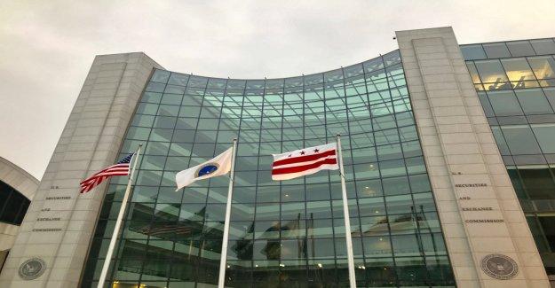 US securities regulator, the SEC,: IEO providers may face stiff penalties