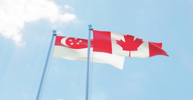 World premiere in Blockchain payments: Canada & Singapore announce successful Central Bank cooperation