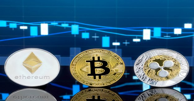 Bitcoin, Ethereum and Ripple – rate analysis KW25 – cops on the prowl