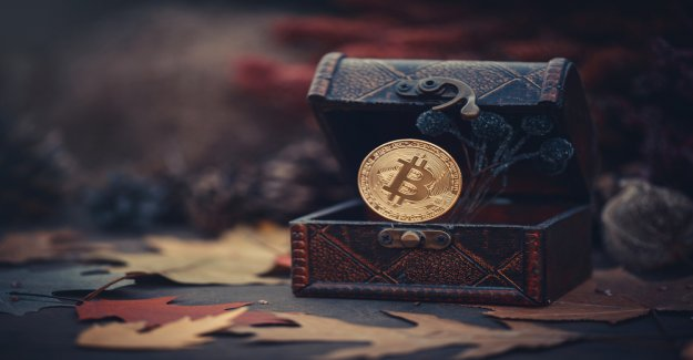 The price of Bitcoin: 5 types of benefit to