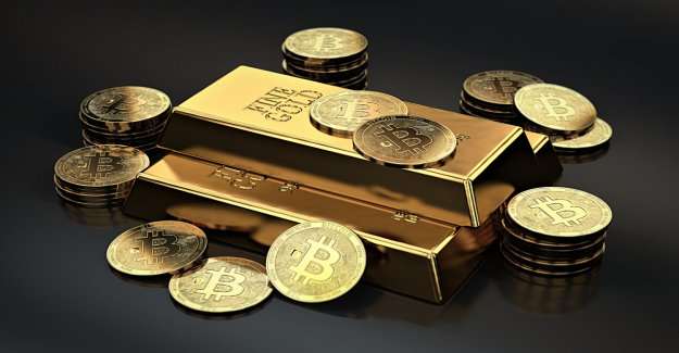 Bitcoin and traditional markets: In step with Gold