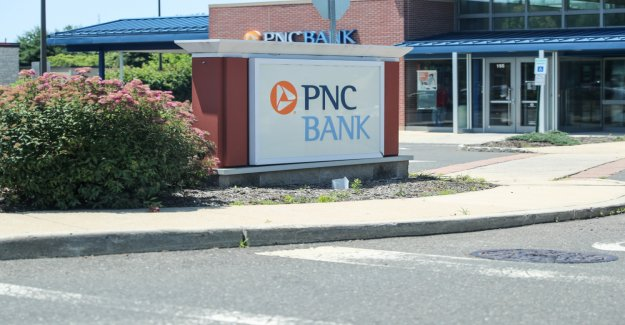 PNC used as the first US Bank Ripple