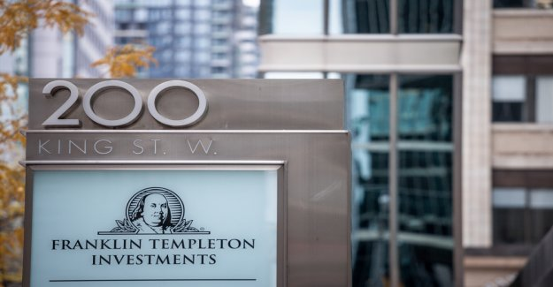 Franklin Templeton: asset managers planning funds on the Blockchain