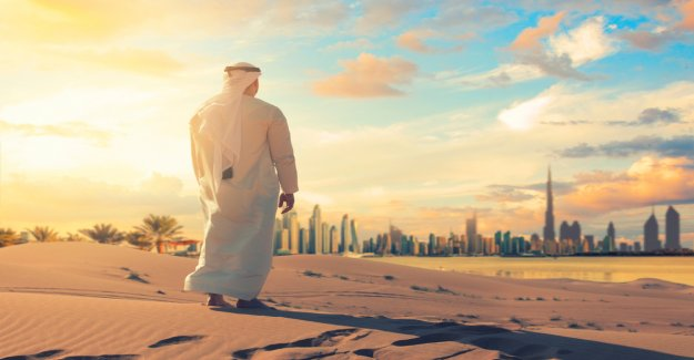 Dubai goes Blockchain: large Bank is involved in the digital silk road