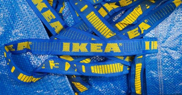 IKEA Island bill on the Blockchain