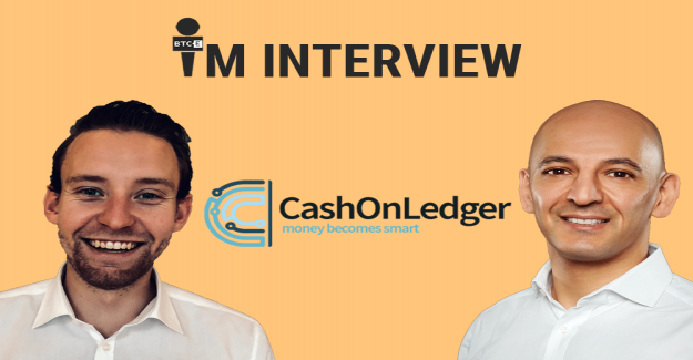 CashOnLedger in an Interview: We have brought the Euro to the Blockchain