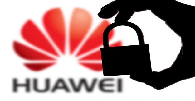China: Huawei government developed a block chain