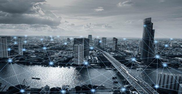 China networked Smart Cities Blockchain