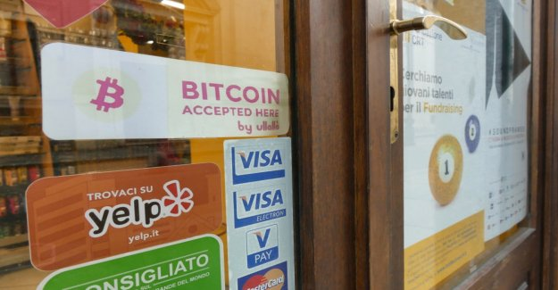 Italy: Bitcoin in the online shopping more popular than Visa and MasterCard