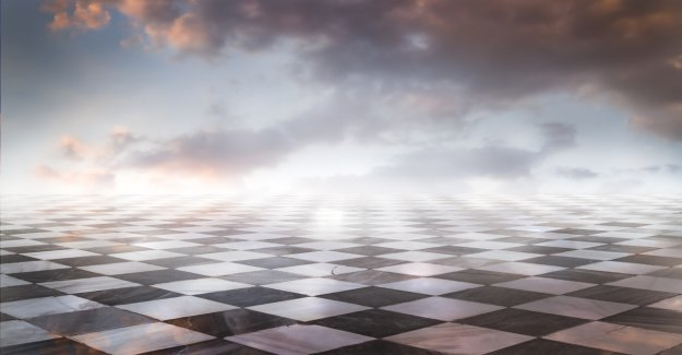 Regulatory-ECHO: chess of the great powers