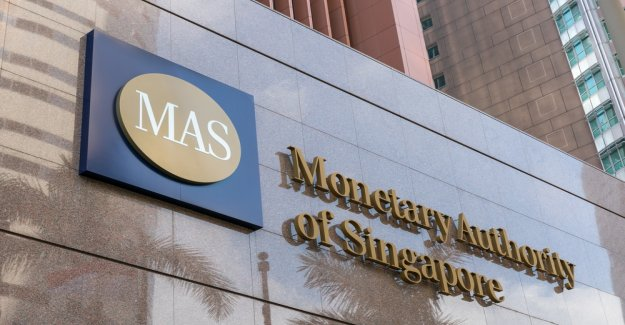 Singapore's Central Bank and J. P. Morgan are testing Blockchain Transfers
