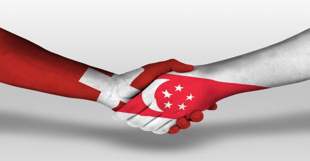 Sygnum: Swiss FinTech receives license in Singapore