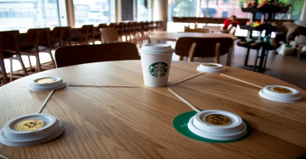 Updraft for the Bitcoin course? Bakkt bring BTC to Starbucks