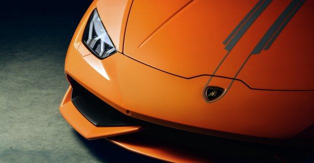 When Lambo? Lamborghini relies on Blockchain