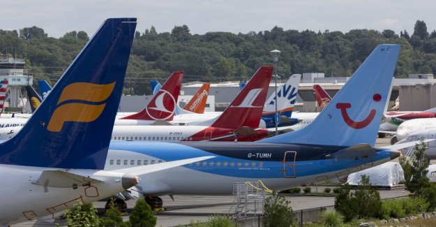 Boeing is doubling the cost of the olycksmodellen