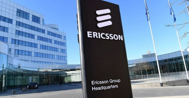 Ericsson to run the risk of fines in China