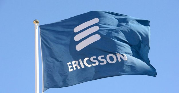 Ericsson's share collapses for the report in spite of an increase in the dividend