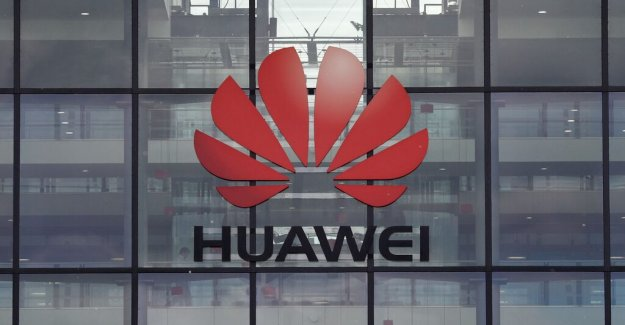 Huawei has released in the uk it networks