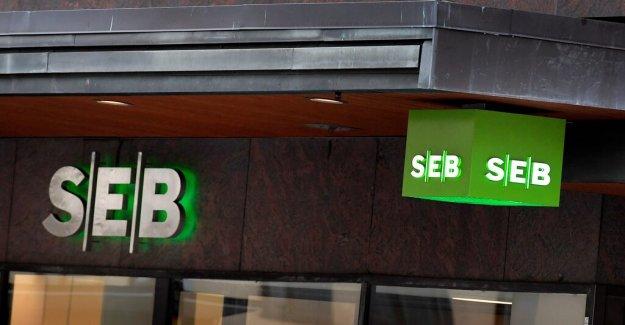 The SEB reduces the dividend payment, despite the vinstlyft