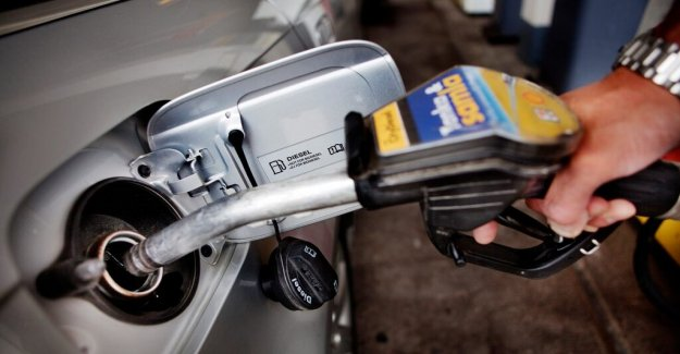 The reduction of the risk of war, lowers the price of petrol