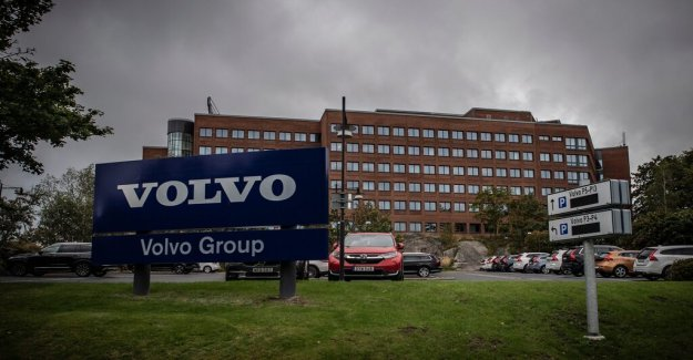 Volvo delivers a rock-solid report, raises dividend