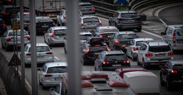 Volvo is at risk of miljardböter of carbon dioxide emissions