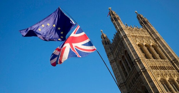 We are now leaving the british in the EU, but few people will notice it