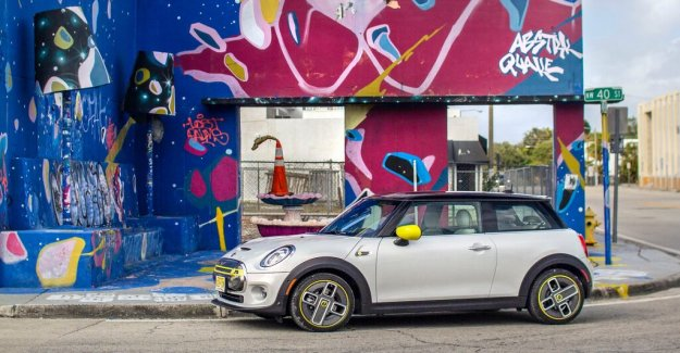 A tough competition is waiting for the Mini's first electric car