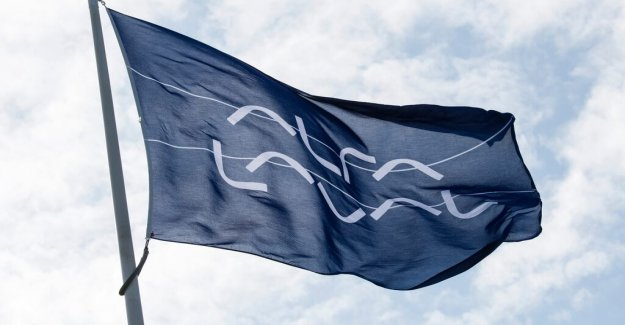 Alfa Laval is to increase its prots as the expected