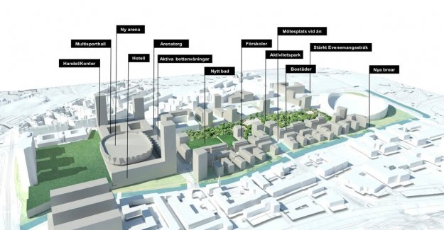 Arenadramat in Gothenburg, sweden to be continued – the majority bordlade this issue