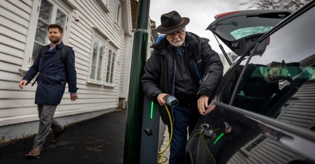 Electric vehicles are an expensive proposition for the government of norway