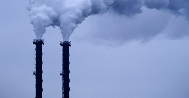 Global emissions will remain at the same level
