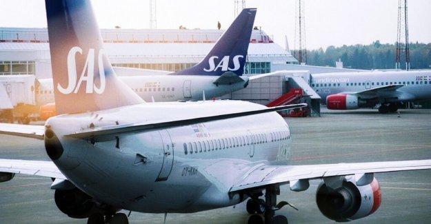 SAS's ruling on the ad on the scandinavian food