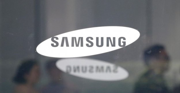 Samsung is closing the mobilfabrik for the case of the transmission