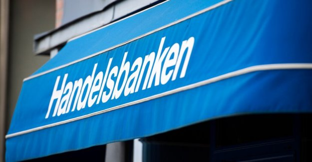 Svenska Handelsbanken increases the privatgirot, so much so that it costs at the big banks