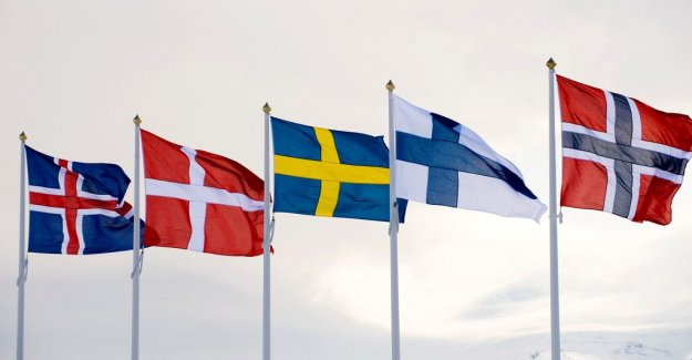 Sweden has the greatest income inequality