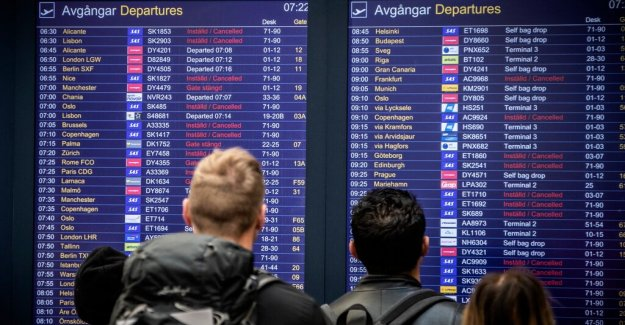 The EUROPEAN union is discussing the deterioration in compensation for a flight delay