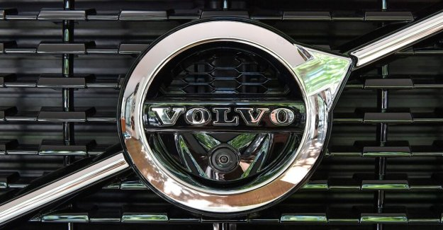 The Volvo lift – flying the flag for the viruseffekt