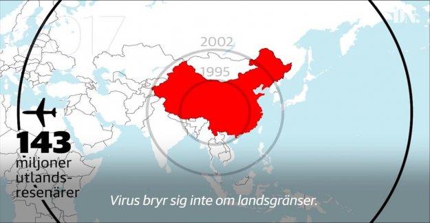 The economist: Coronavirus may reduce the growth of 1-3 percentage points,