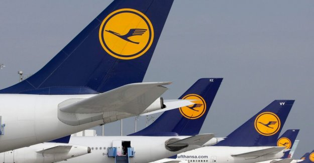 The major airlines are warning of coronaeffekter