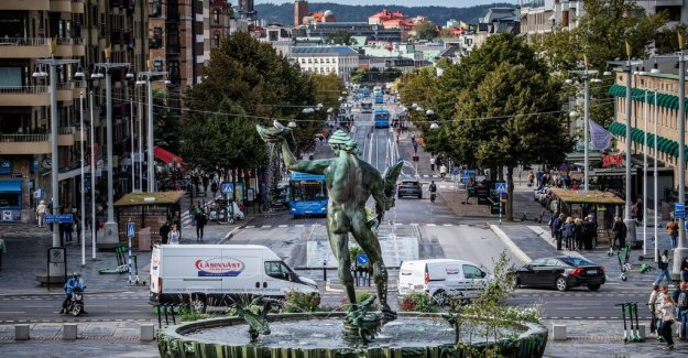 The nation's most expensive rental apartment is found in Gothenburg, sweden