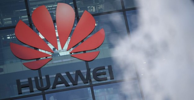 The new allegations against Huawei are from the united states