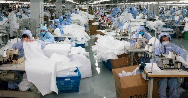 The new coronavirus major setback for the Swedish business in China