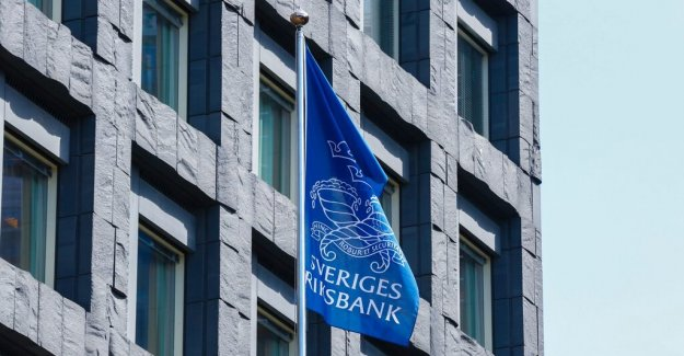 The riksbank will remain with the nollräntan – warns that the new coronavirus affecting the growth of
