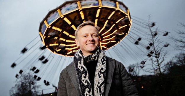 Vinterbesökare lifted the earnings of the Amusement park