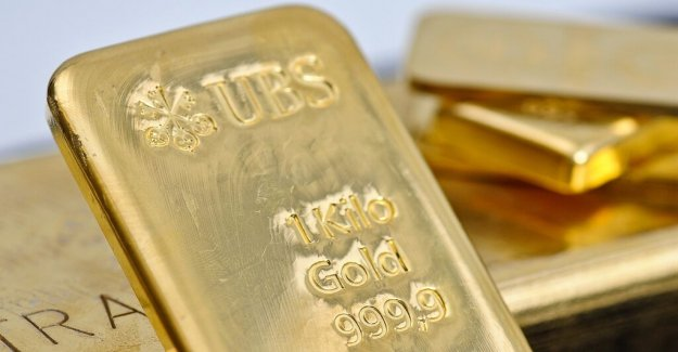 Virusoro is pushing gold prices to record high level