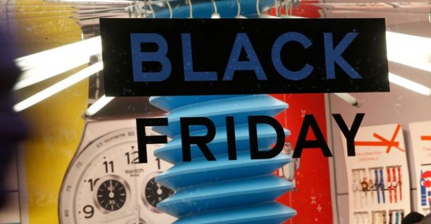 79% of internet users intend to take advantage of Black Friday and Cyber Monday